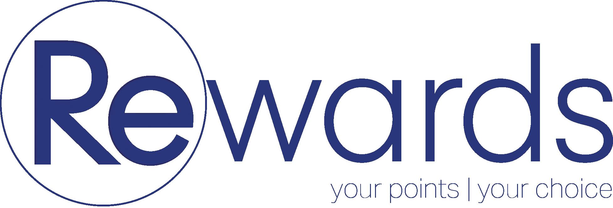 Rewards Logo Blue